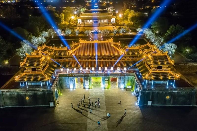 Huế điểm du lịch nổi tiếng khu vực miền Trung